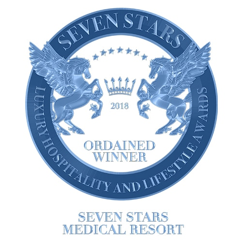 VIVAMAYR is ordained winner at the Seven Stars Luxury Hospitality and Lifestyle Awards in 2018