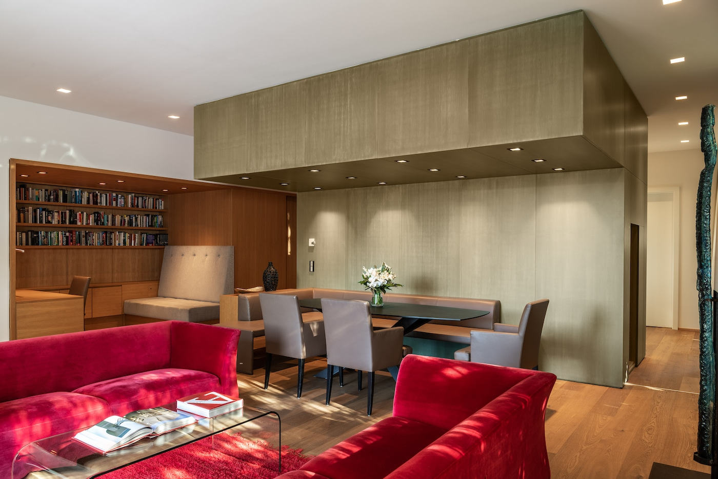 modern design at Villa VIVAMAYR Maria Wörth