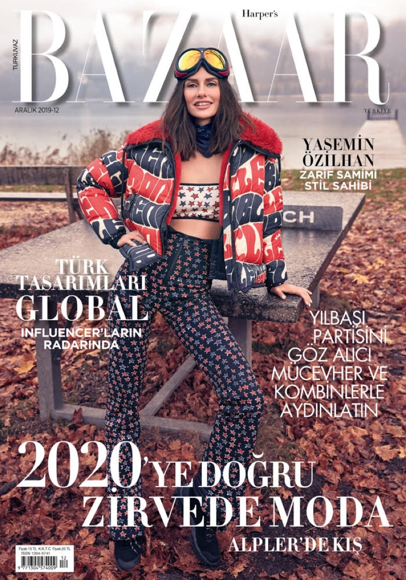 Harpers Bazar Turkey Cover 2019