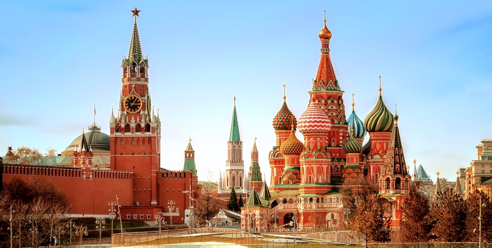 City of Moscow, Russia
