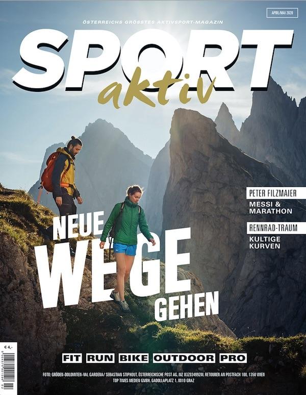 Sport Aktiv Cover 2020