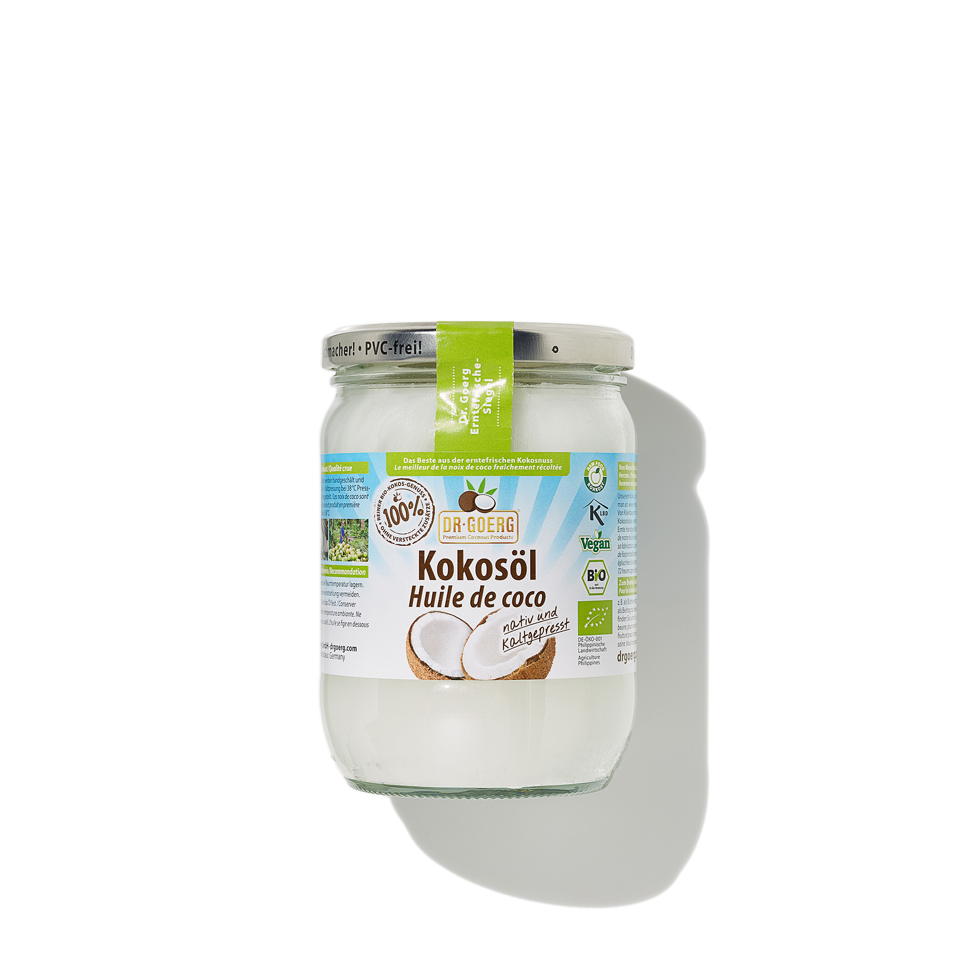 Dr. Goerg Coconut Oil VIVAMAYR