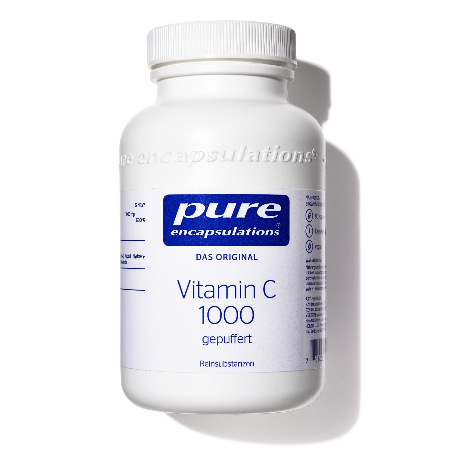 Pure Vitamin C 1000 VIVAMAYR