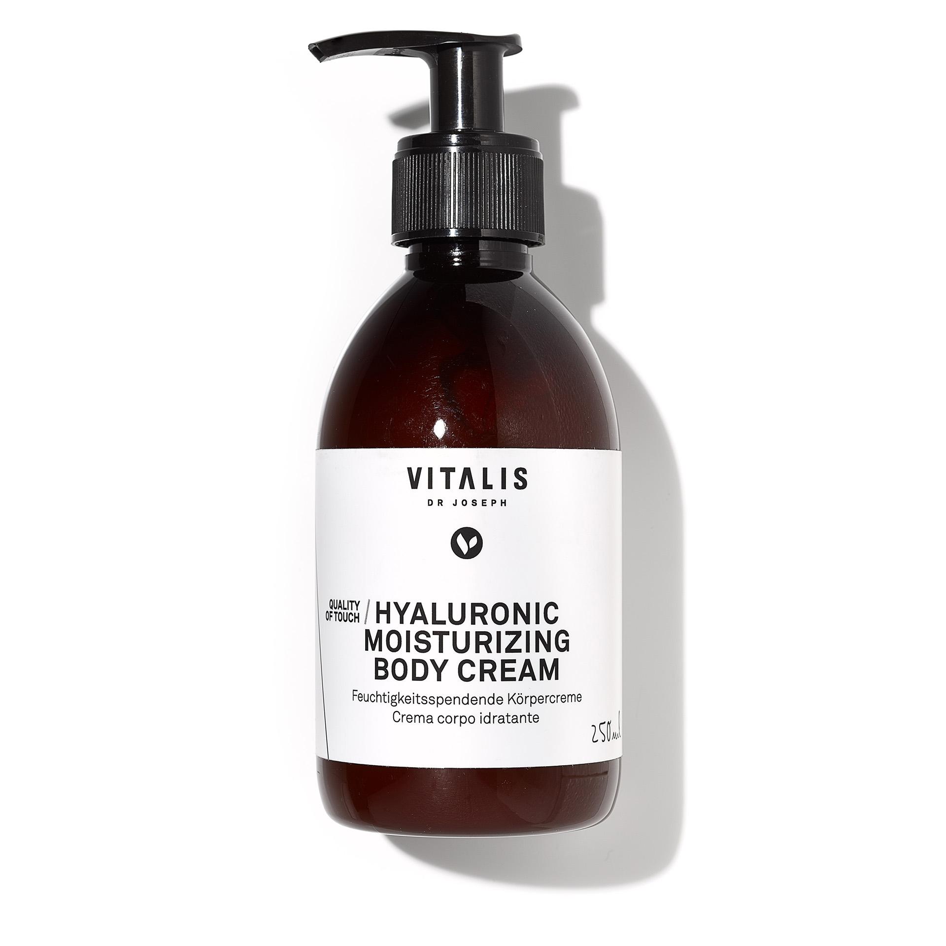 VITALIS Hyaluronic Moisturizing Body Cream VIVAMAYR