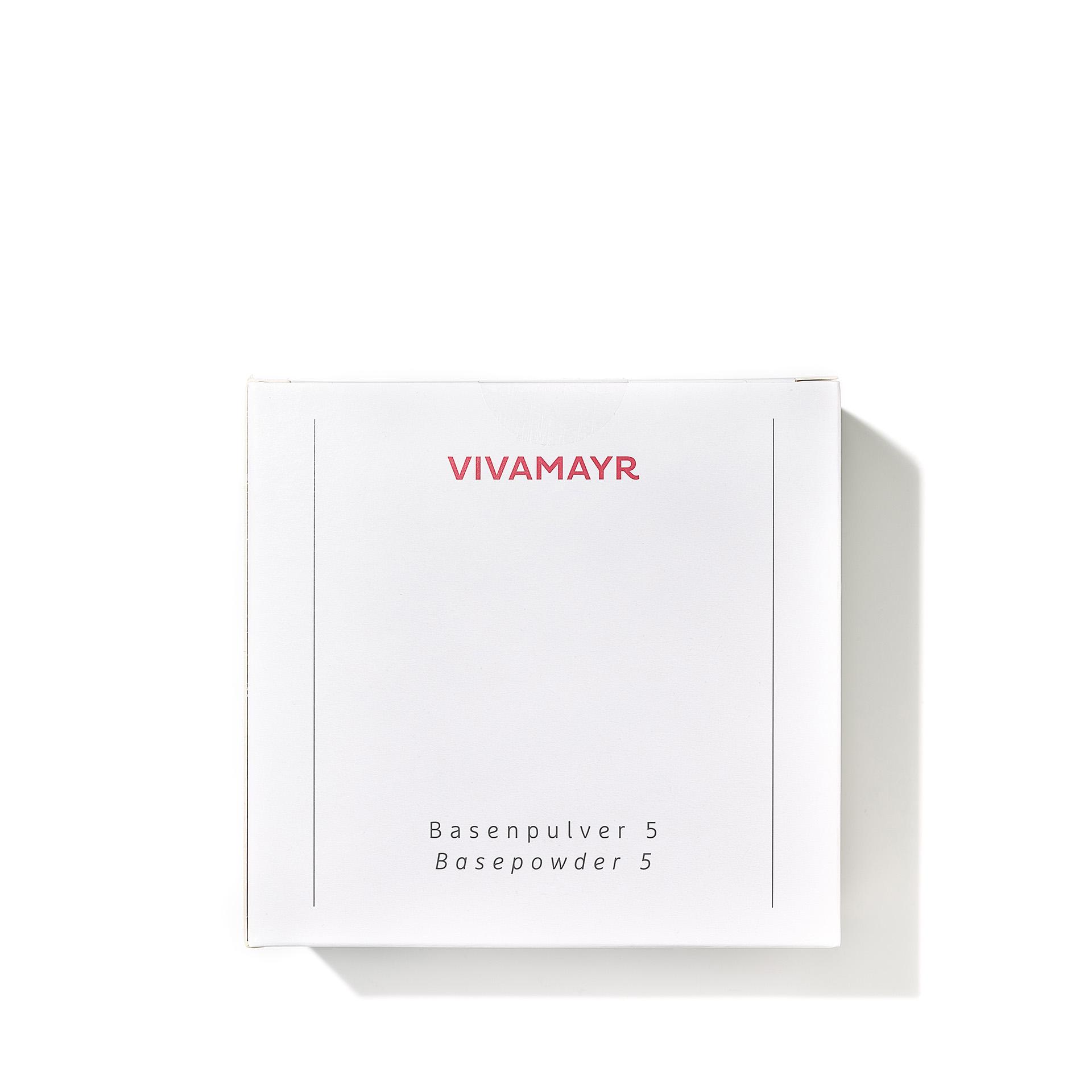 VIVAMAYR Basepowder 5 Sachets Package