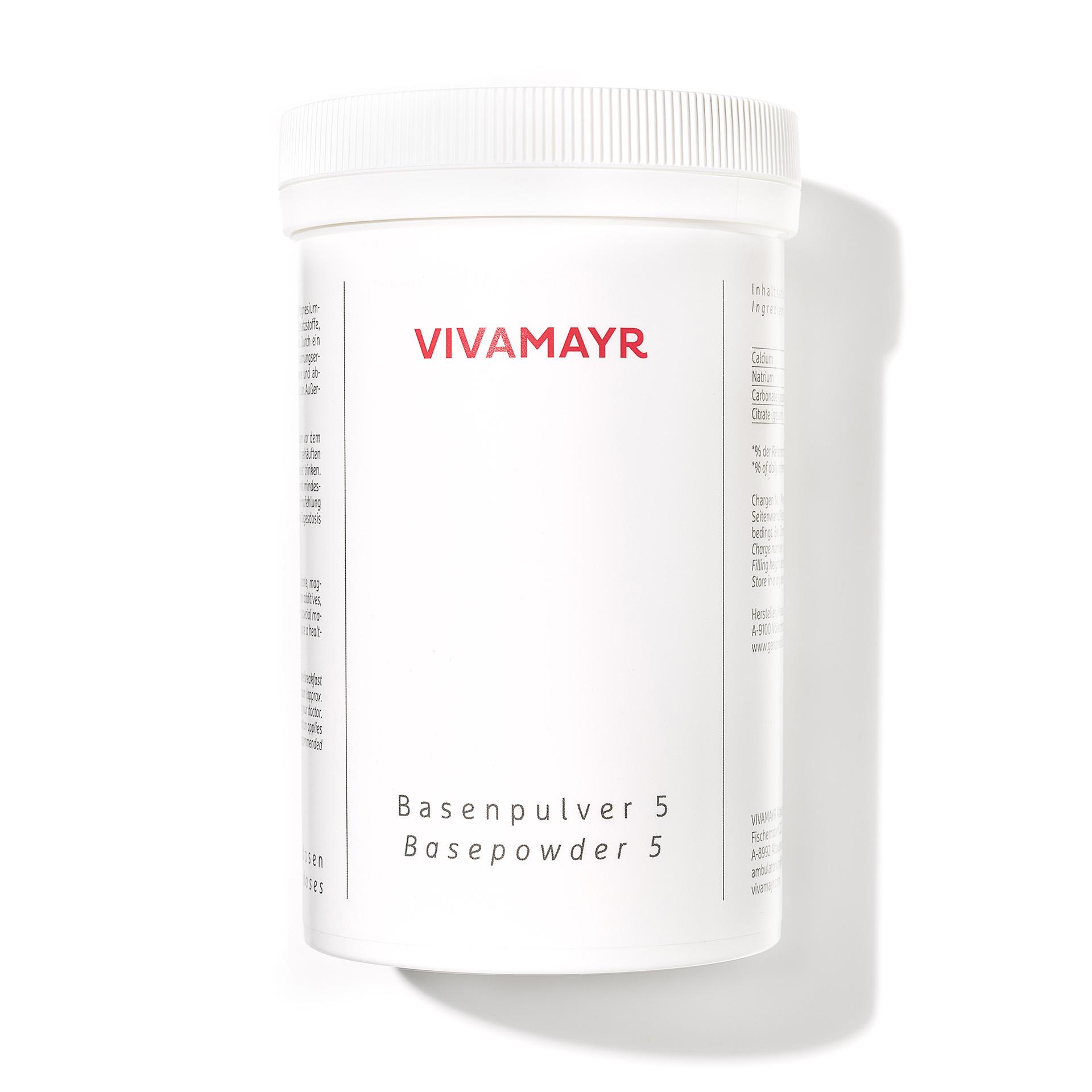VIVAMAYR Basepowder 5