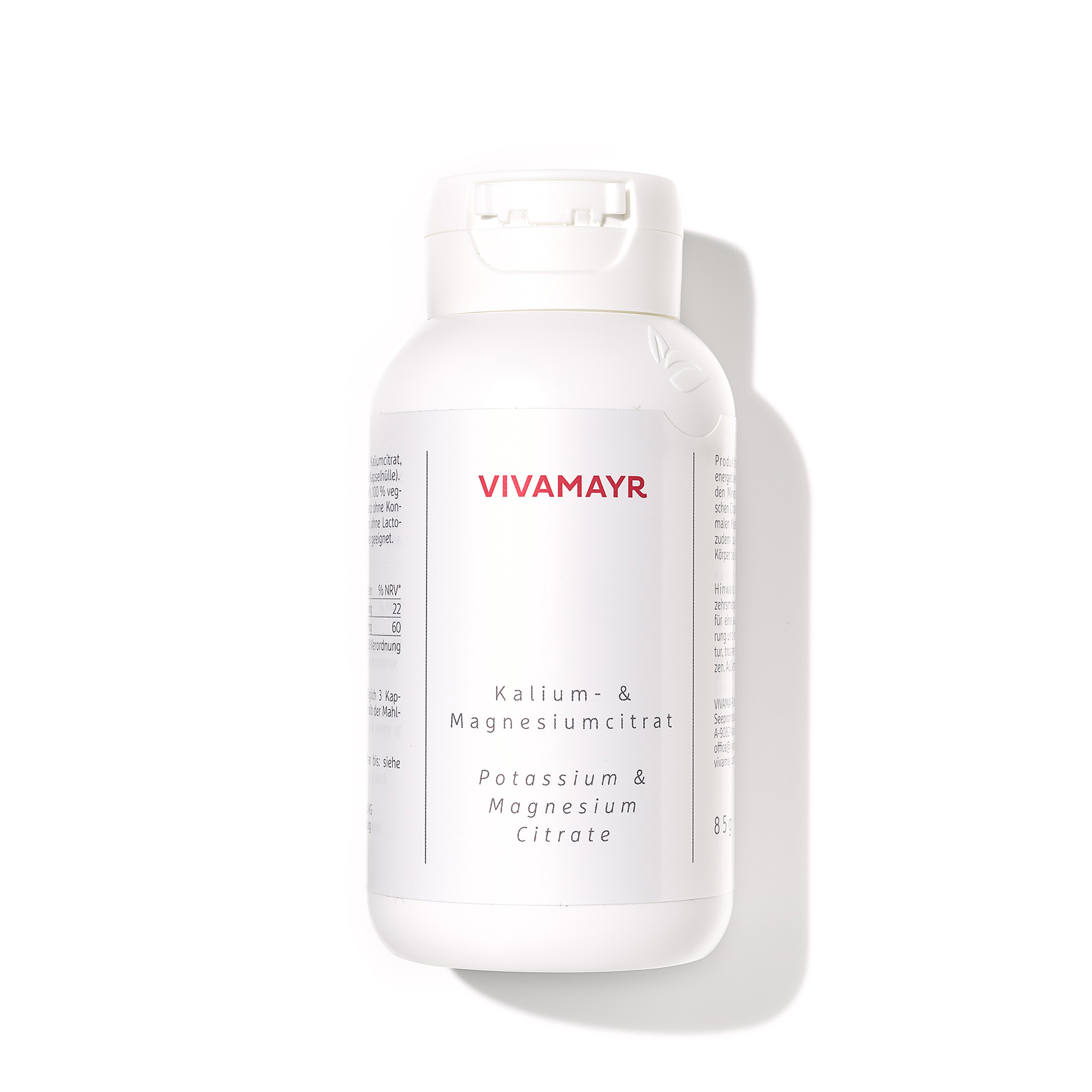 VIVAMAYR Kalium Magnesiumcitrat