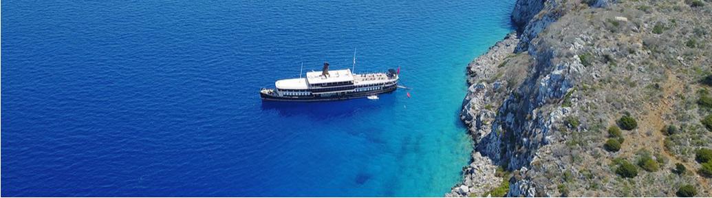 VIVAMAYR at Sea