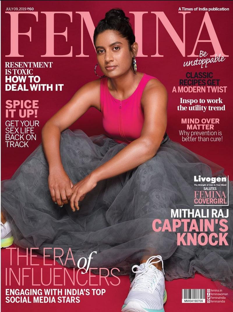 Femina Cover July 09, 2019