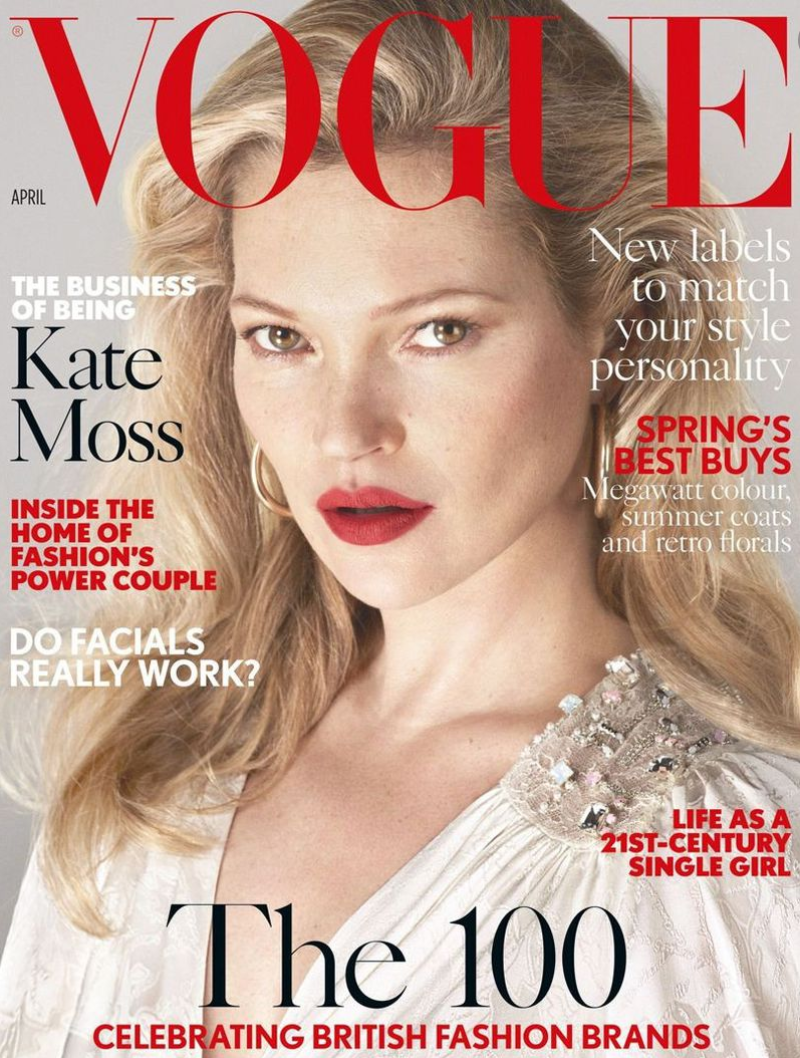Vogue Cover April