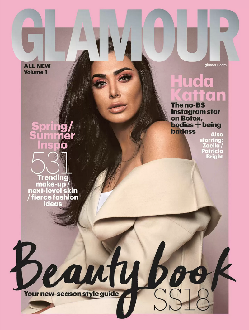 Glamour Cover Volume 1