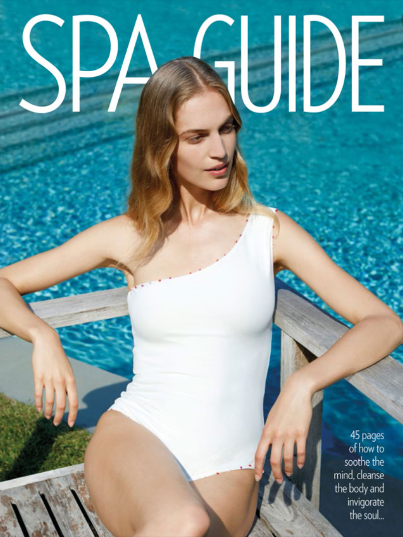 Spa Guide Cover