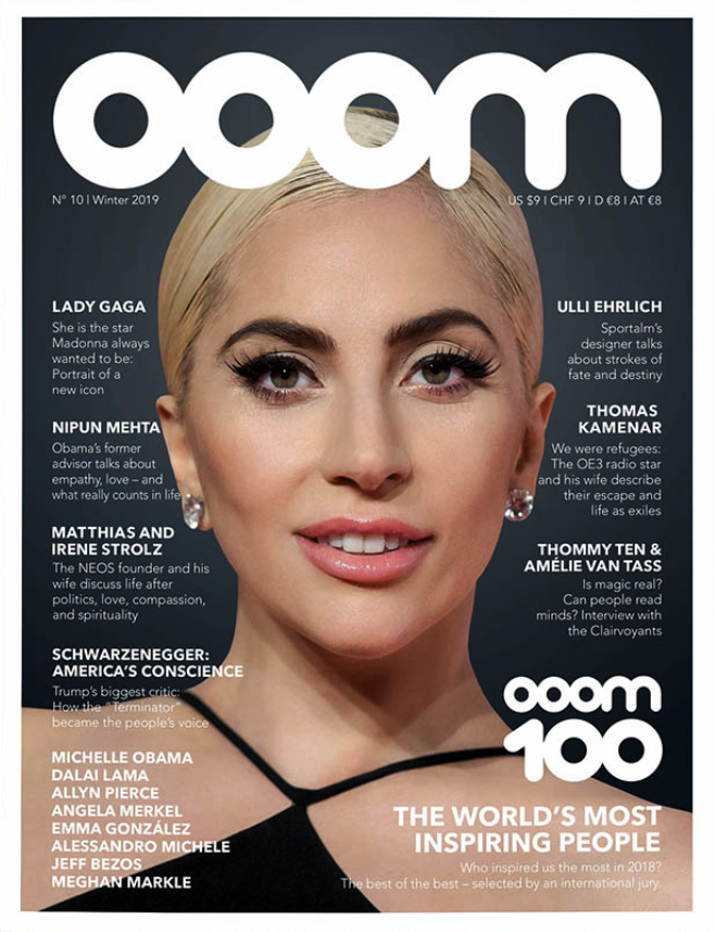 ooom Cover Winter 2019