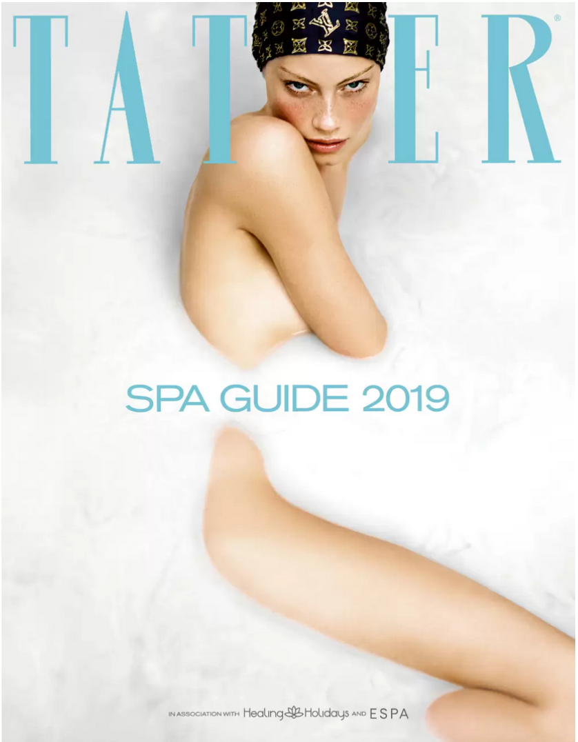 TATLER Spa Guide 2019