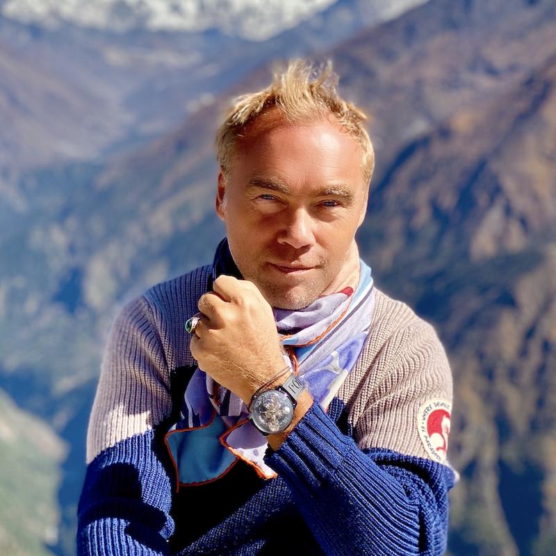 Johan Ernst Nilson - Explorer & Adventure Activist