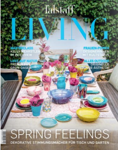 Falstaff Living Cover with VIVAMAYR Article