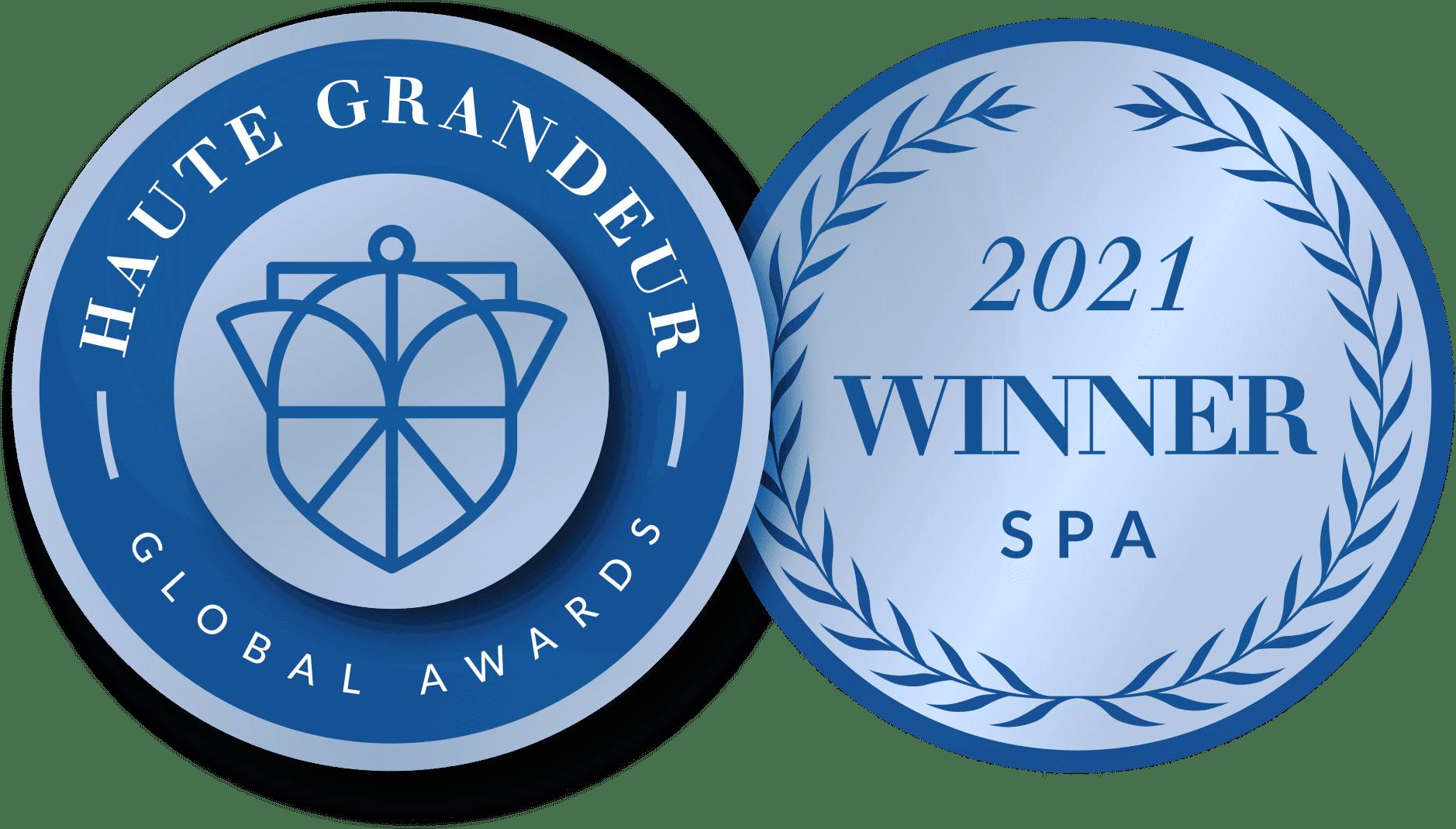 Haute Grandeur Award 2021 - Winner Spa